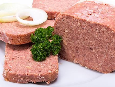Frühstücksfleisch
