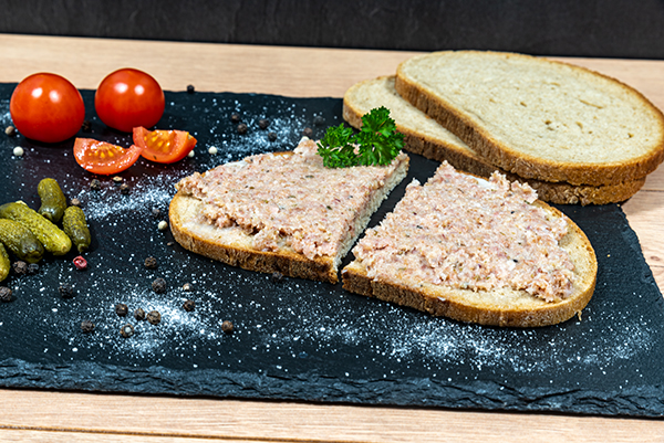 Schwartenwurst 400g
